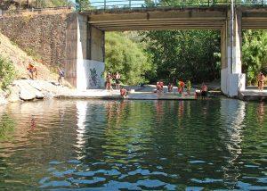 Pasarelas del río Genal
